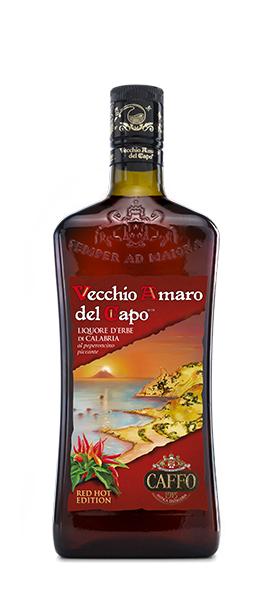 """Svinando Vecchio Amaro Del Capo """"Red Hot Edition"""""""