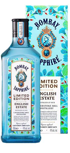 gin london dry bombay east