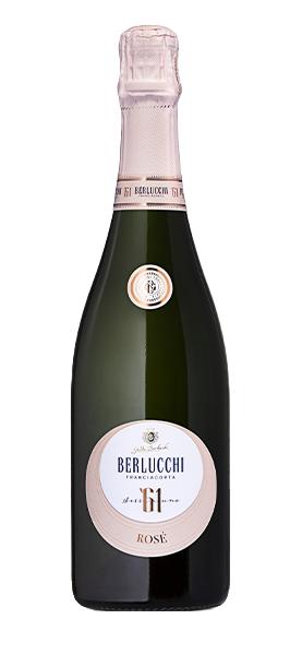 """""""Berlucchi '61"""" Franciacorta Rosé DOCG"""