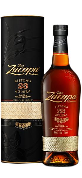 """Zacapa """"Centenario 23"""""""