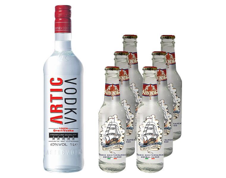 Svinando Vodka Tonic All'Italiana