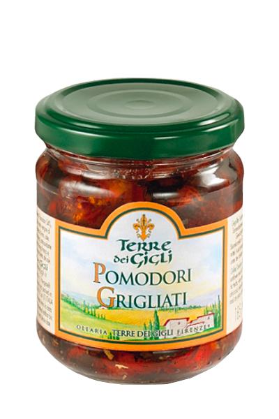 Svinando Pomodori Grigliati