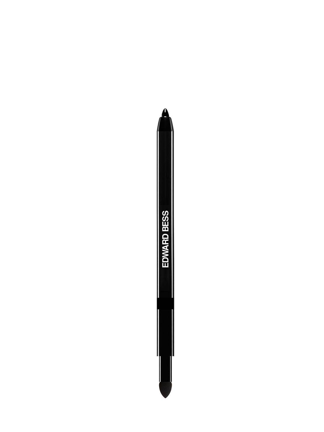 """Edward Bess Eyeliner """"perfect Line Every Time"""" Deep Black"""