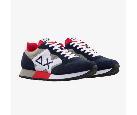 sun68 scarpe running jaki bicolor