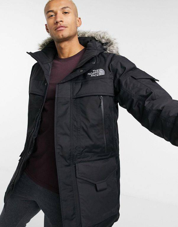 The North Face McMurdo 2 - Giacca nera black