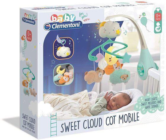 clementoni giostrina baby sweet cloud