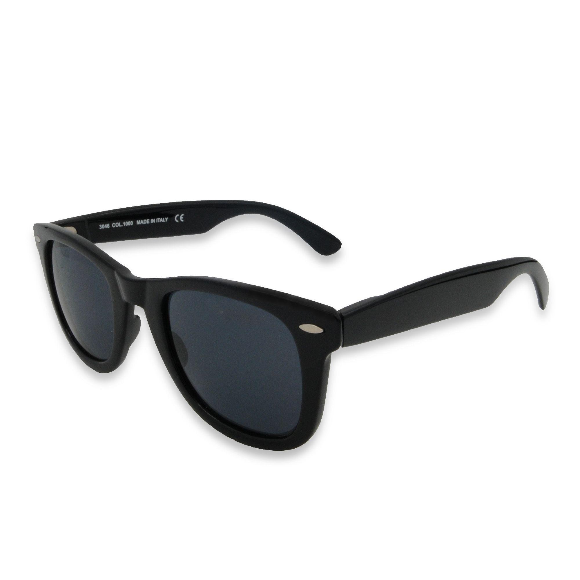 Waveborn Occhiali da sole squadrati protezione UV400