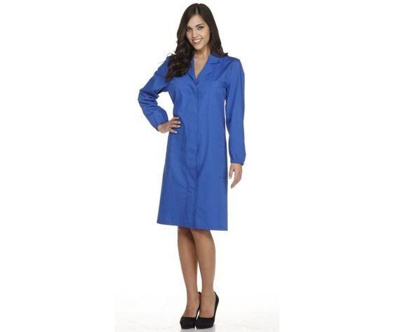 giblor's camice da donna professionale siena colore avio