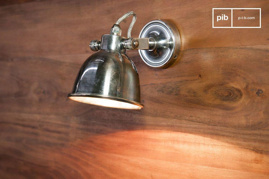 pib lampada da parete bistro - modello grande