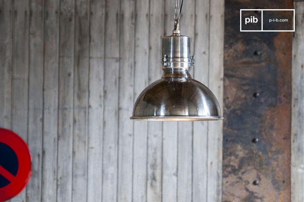 pib lampadario argentato lynce