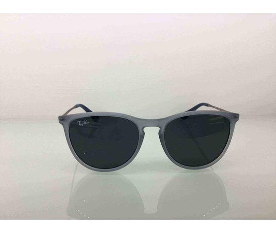 ray ban occhiali sole lente grigio scuro