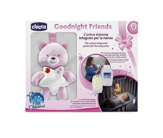 CHICCO Baby Monitor  Goodnight Friends