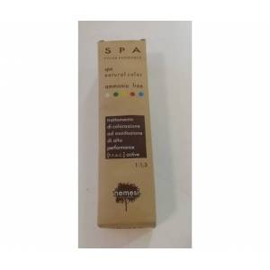 Nemesi Spa Natural Color Ammonia Free 100 Ml