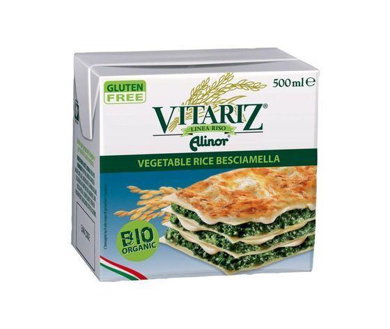 Vitariz Besciamella Vegetale Di Riso 500ml Scadenza 08/04/2022