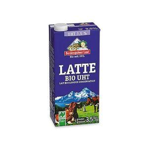 Berchtesgadener land Latte Intero Delle Alpi Uht  1 L Data Di Scadenza 07/07/2021