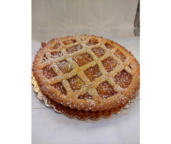 Crostata Albiccoca