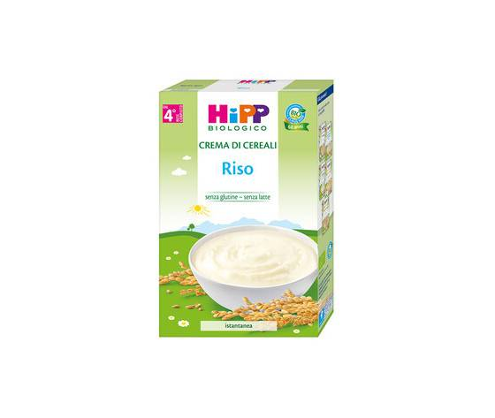Hipp Bio Crema Di Riso 200 G
