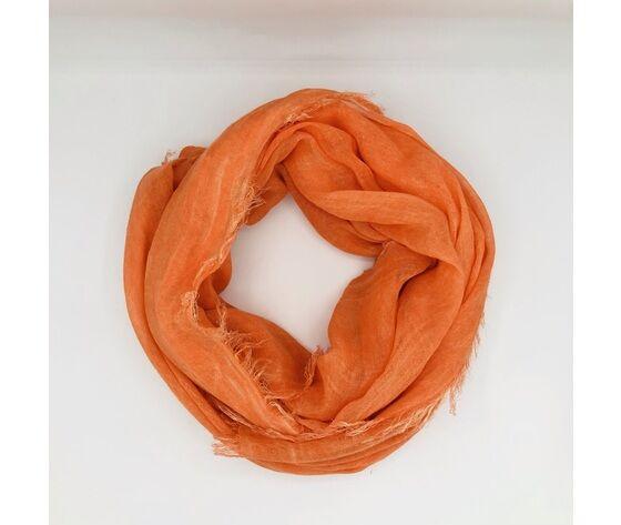sciarpa arancione
