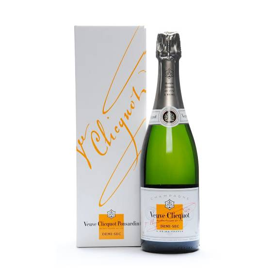 Veuve Clicquot Ponsardin Champagne Demi Sec - Veuve Clicquot Ponsardin - Astucciato