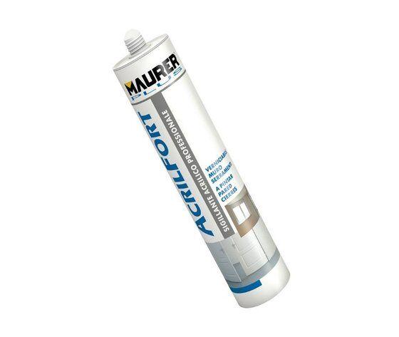 Maurer Plus Silicone Acrilico Grigio