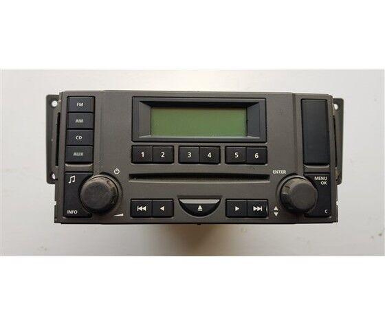 Cd-Radio Autoradio Vux500241wux Land Rover Discovery Iii 2.7 Td