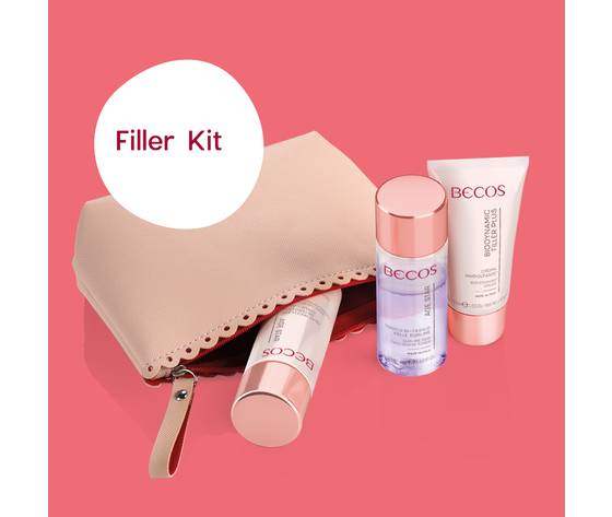 becos filler kit my beauty routine