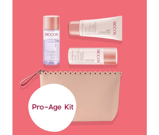 becos pro-age kit my beauty routine