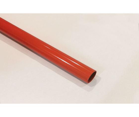 CISA Barra Orizzontale In Acciaio Per Maniglioni  Colore Rosso Cm. 120