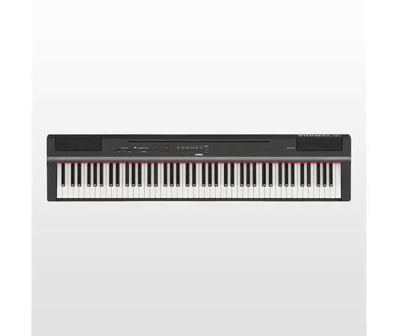 yamaha p125 tastiera pesata 88 note