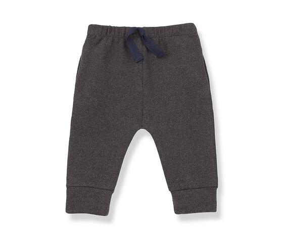 1+IN THE FAMILY Pantalone Tipo Tuta In Caldo Cotone