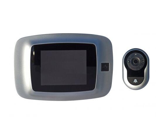 ibfm spioncino digitale di sicurezza con raggi infrarossi  1672/sc
