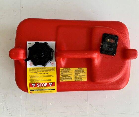 EVINRUDE Serbatoio Carburante- 6 Galloni ( 22,712 Litri)