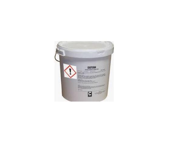 disgelante exoterm in scaglie secchio da 20 kg.