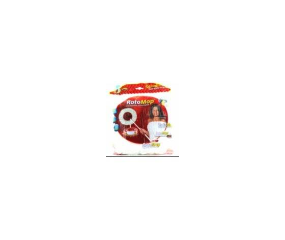 Super Five Rotomop Ricambio 100% Microfibra