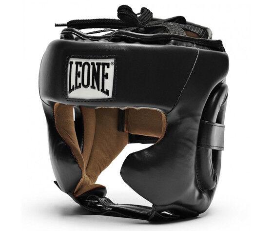 leone casco  training