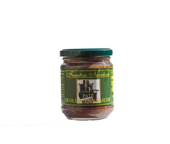 Frantoio Nuvolone Pate' Di Olive Taggiasche Confezione Da 210 Gr. In Vasetto