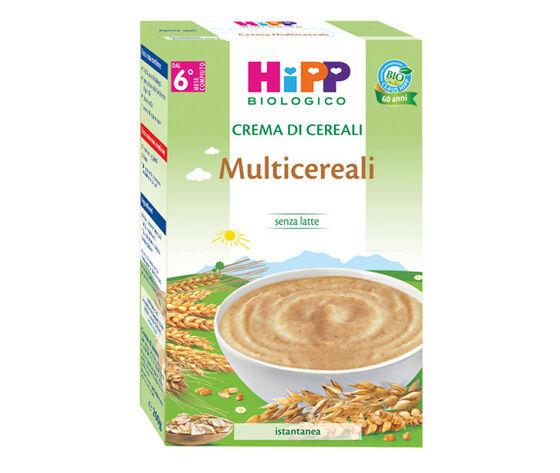 HIPP Crema Di Cerali Multicerali 200g