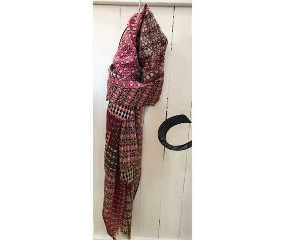 mimÌ foulard donna fantasia