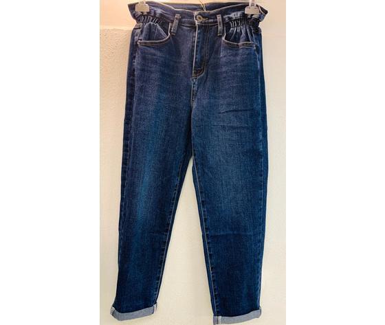 ANYANN Jeans Donna Baggy