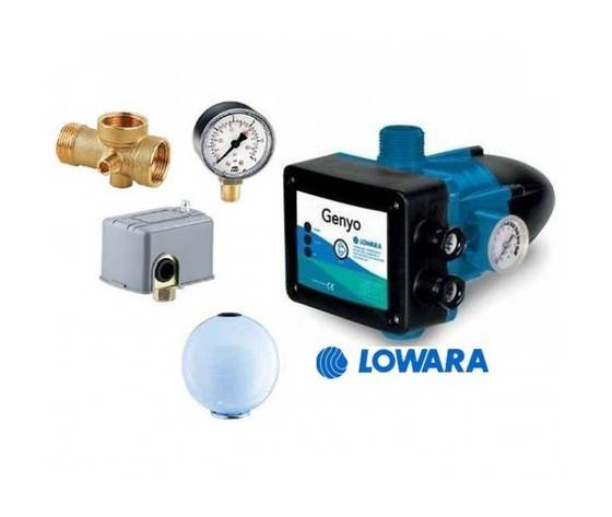 Kit Autoclave Lowara