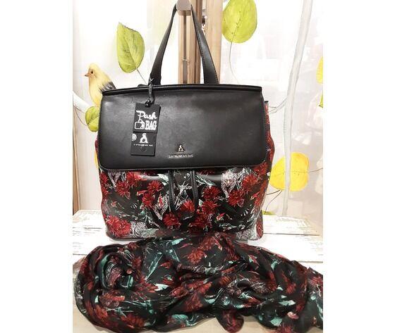 Pash bag by atelier du sac Borsa Donna Fantasia Con Pattina E Tracolla