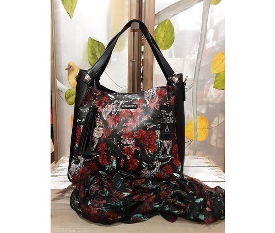 Pash bag by atelier du sac Stopper Donna Fantasia