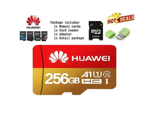 Huawei Micro Sd 256 Gb
