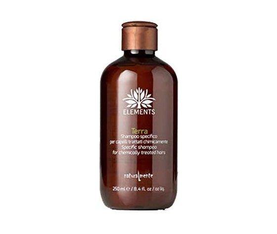 naturalmente shampoo terra elements