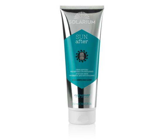 solarium crema doposole per pelli sensibili