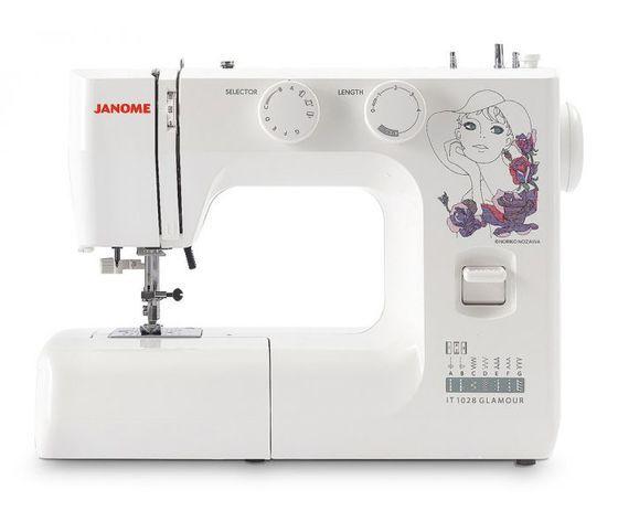 JANOME It 1028 - Macchine Per Cucire