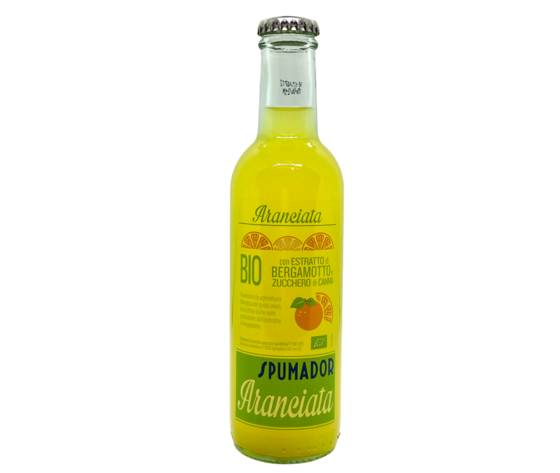 Spumador Aranciata Con Estratto Di Bergamotto X 16 Bott. 25 Cl -