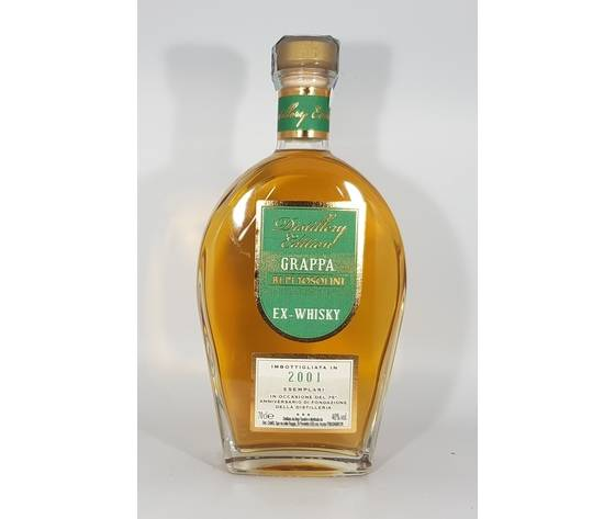 Grappa Barrique Ex Whisky