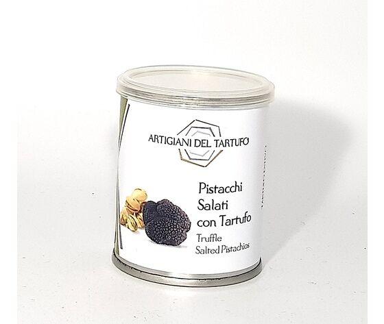 Pistacchi Salati Con Tartufo