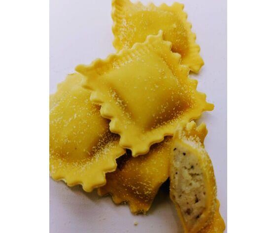 Semola Pasta Fresca Ravioli Gorgonzola, Pera E Noci